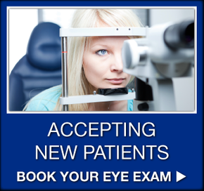 Accepting new patients | Book your eye exam